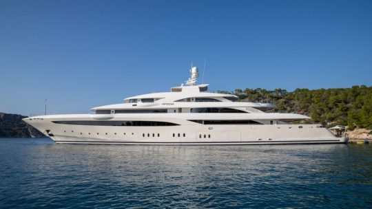 Аренда яхты Golden Yachts O'PTASIA