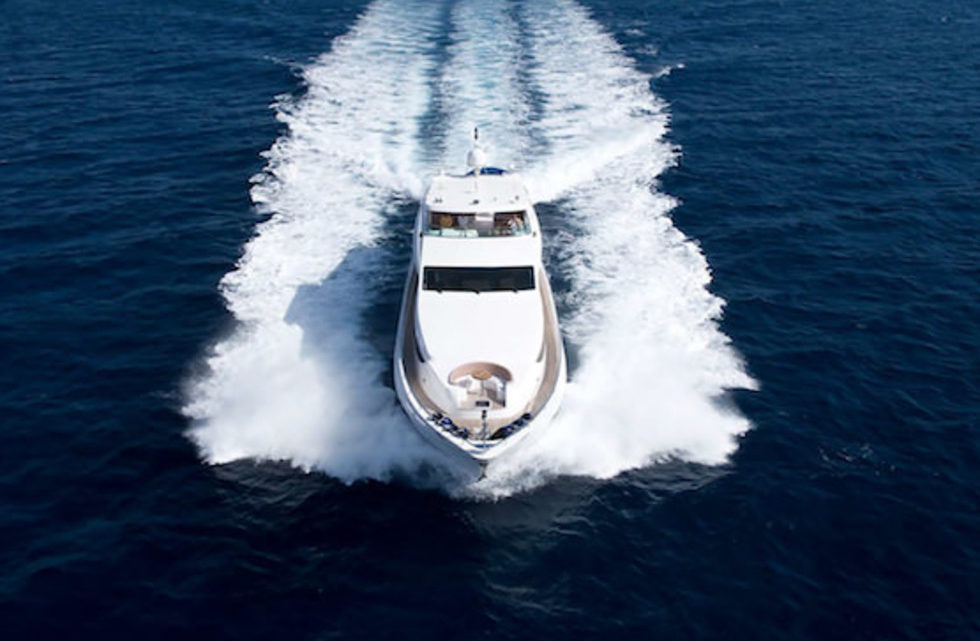 Аренда яхты Majesty 101ft