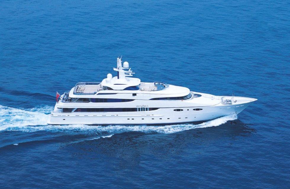 Продажа яхты 57m ZENOBIA