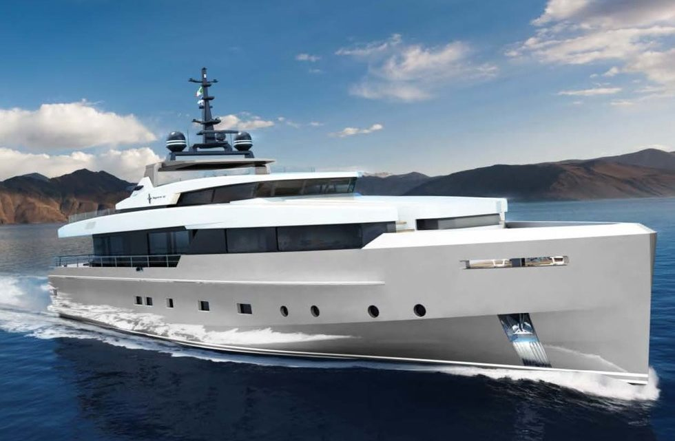 Продажа яхты ADMIRAL IMPERO 40 Meters RPH