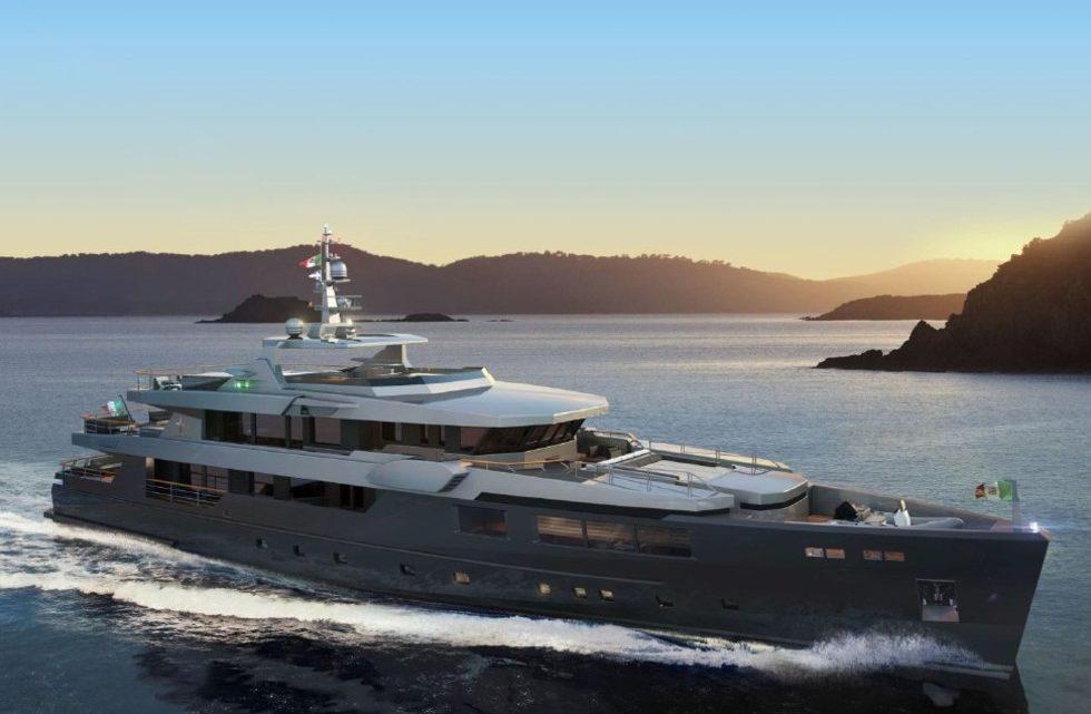 Продажа яхты ADMIRAL IMPERO 47