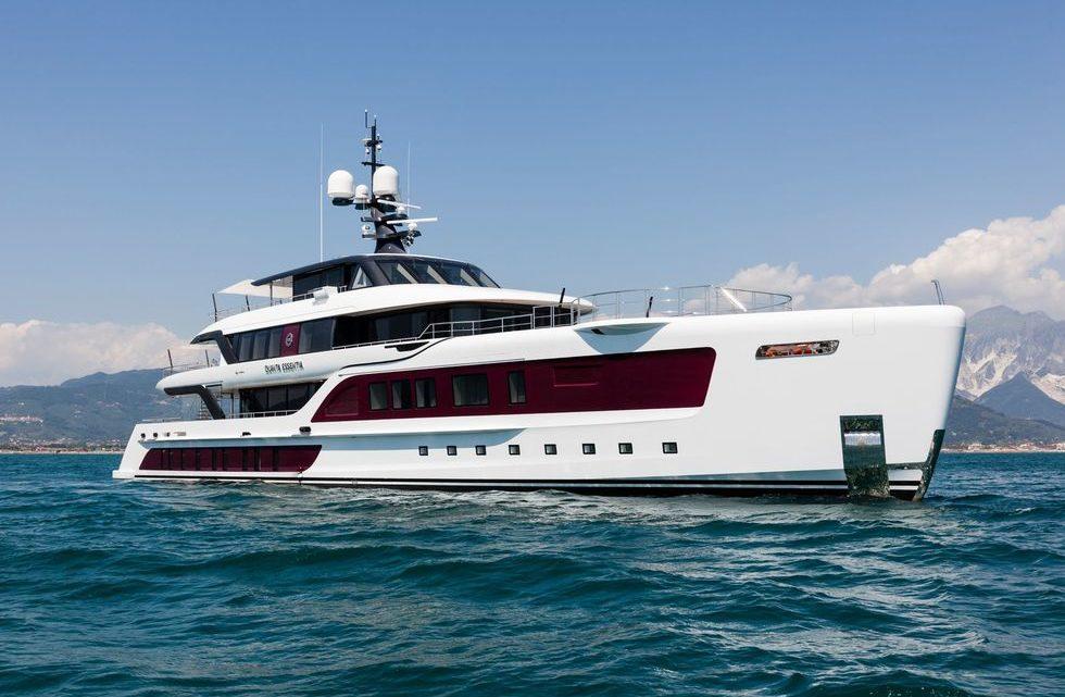 Продажа яхты Admiral QUINTA ESSENTIA 55M