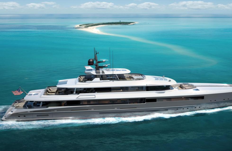 Продажа яхты Admiral Vestal 50