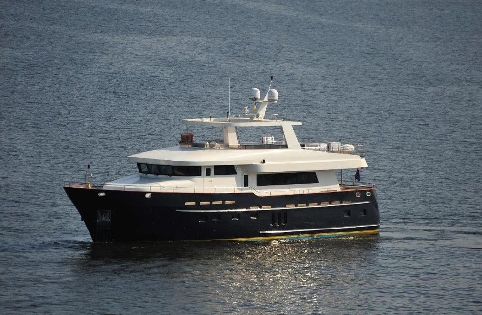 Продажа яхты ARSI