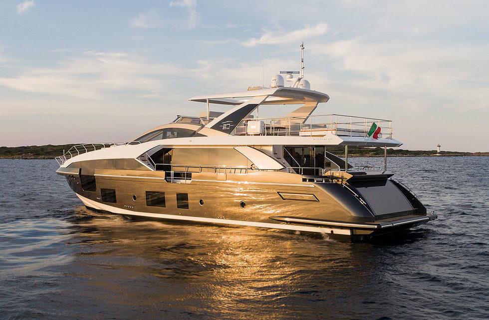 Продажа яхты Azimut Grande 27 m