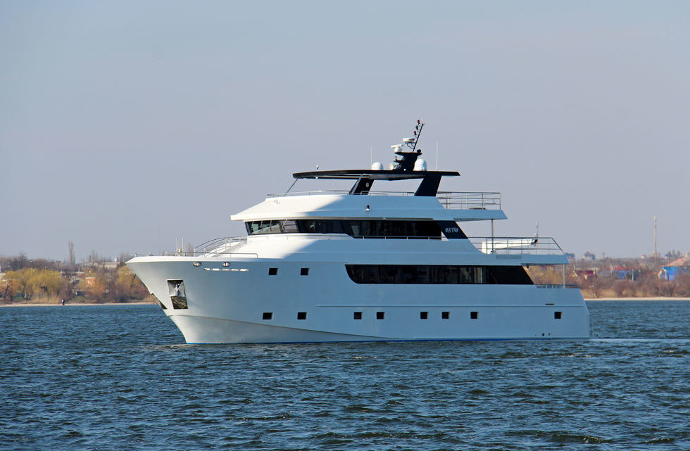 Продажа яхты BSY 98