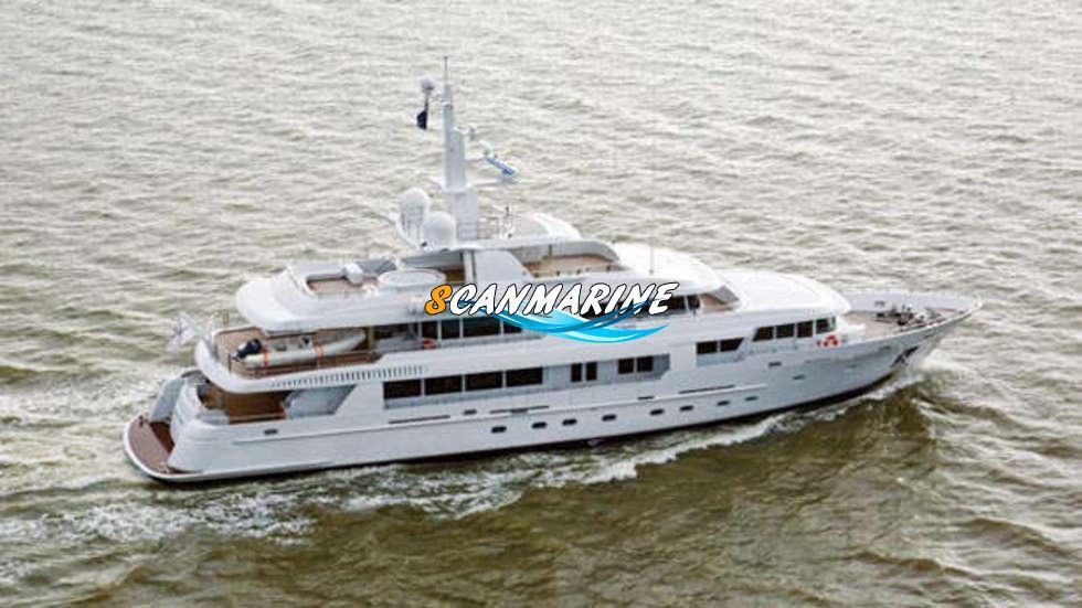 Продажа яхты BVB44M