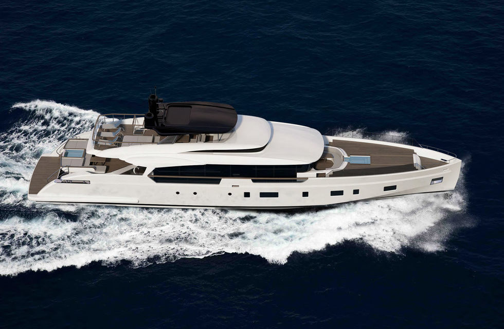Продажа яхты COLUMBUS LIBERTY 38m