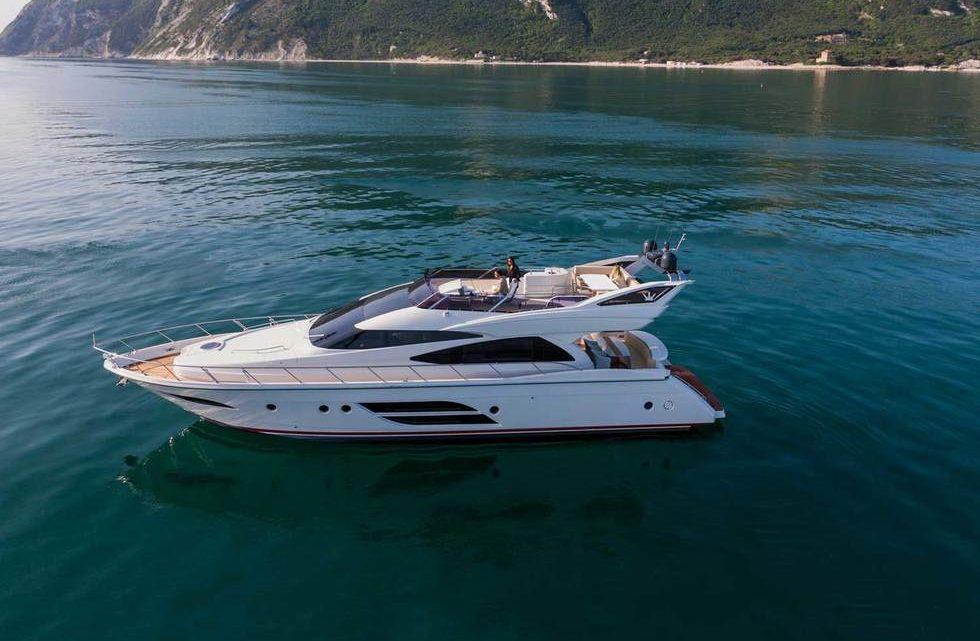 Продажа яхты Dominator 640 Fly