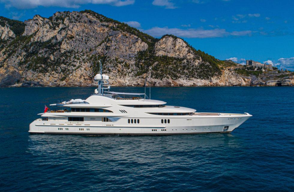 Продажа яхты Feadship ANNA I 67м