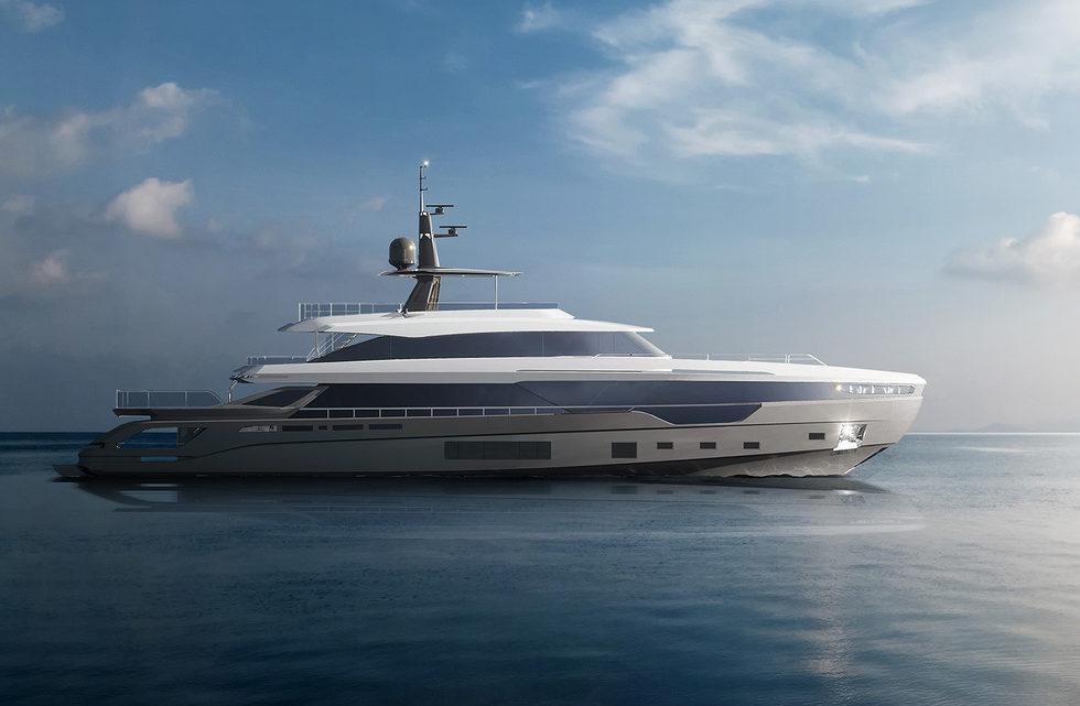 Продажа яхты Grande 38 METRI TRI-DECK