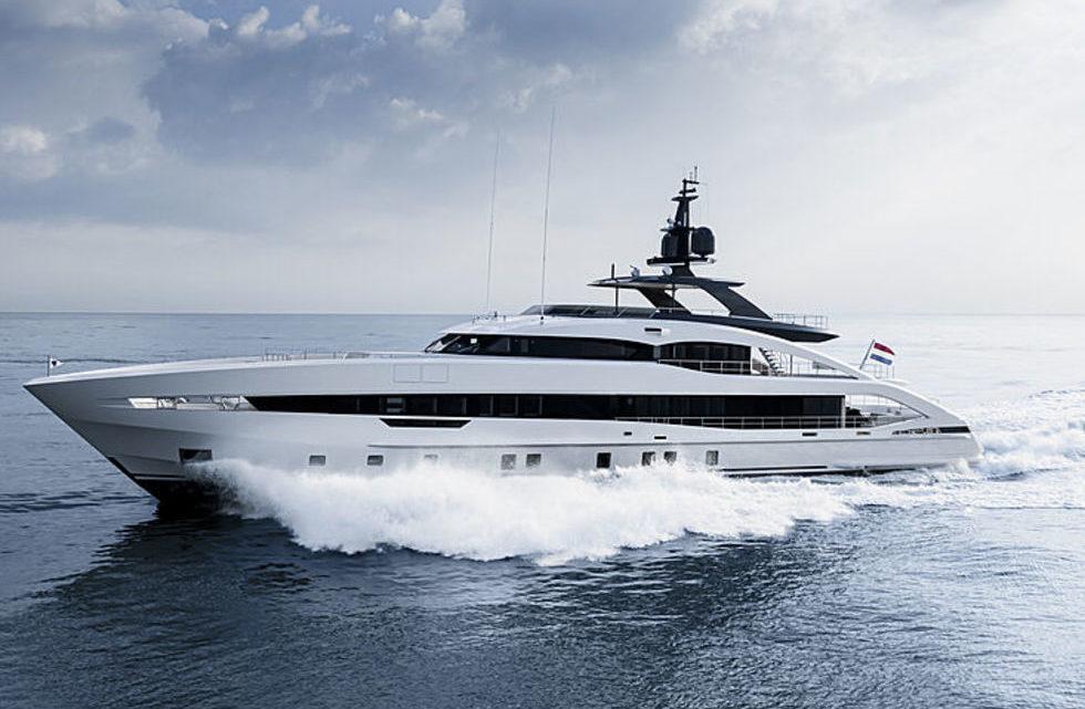Продажа яхты Heesen 50m Sapphire