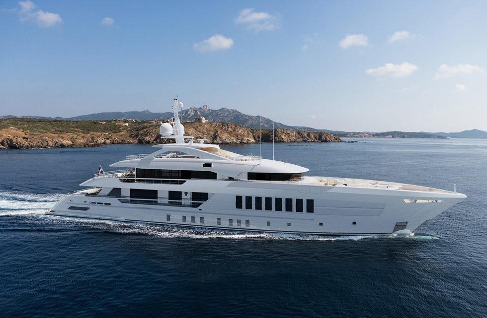 Продажа яхты Heesen 55M FDHF Gemini
