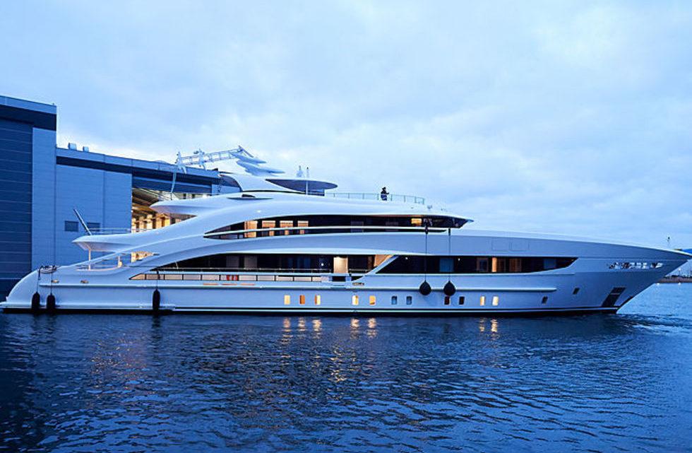 Продажа яхты Heesen Aura 50m