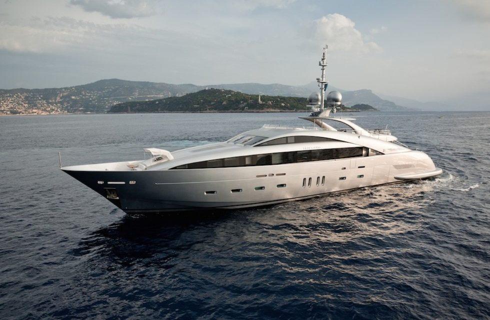 Продажа яхты ISA Silver Wind