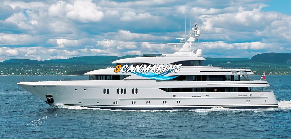 Продажа яхты Lûrssen 60m AURORA