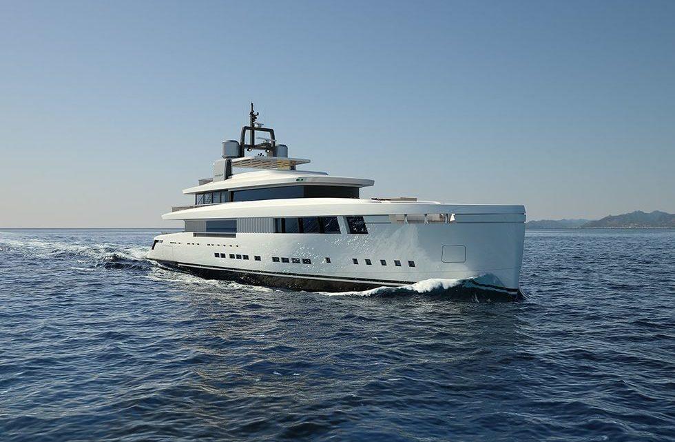 Продажа яхты M50 ARIA