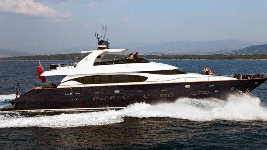 Продажа яхты Maiora ASHA