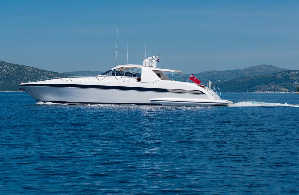Продажа яхты Mangusta 80 SPEEDY T