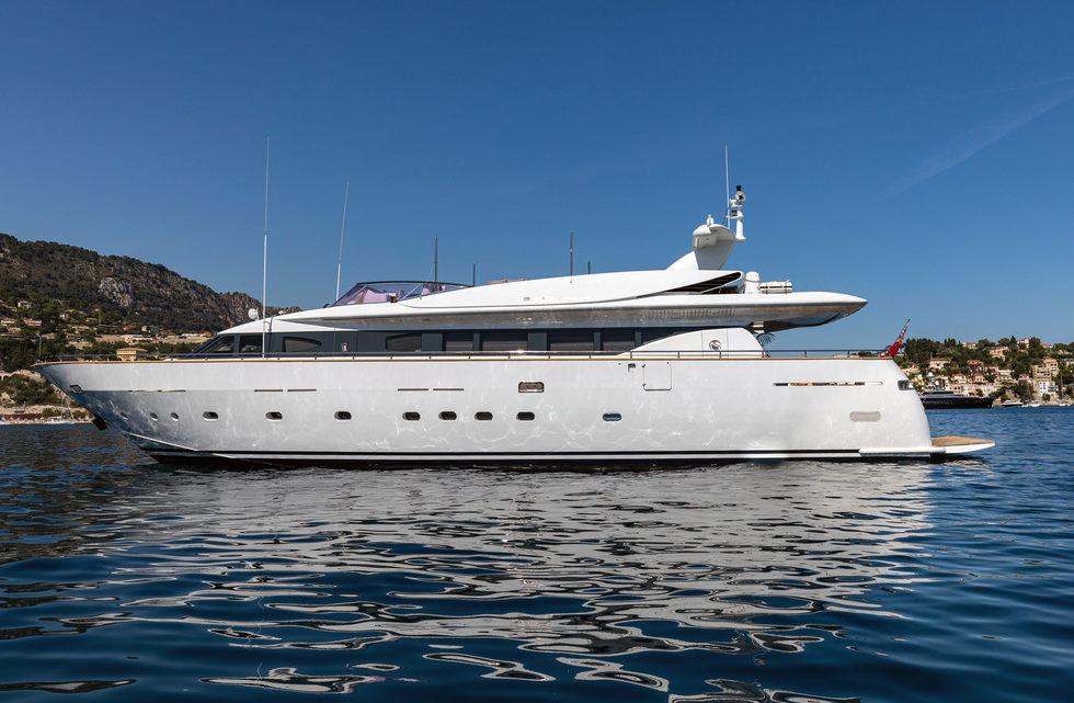 Продажа яхты Mondomarine 95′ TALILA