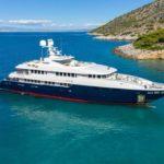 Продажа яхты Mondomarine ZALIV III