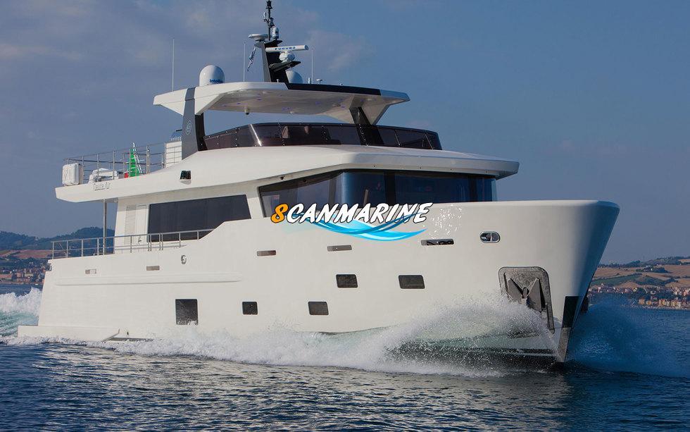 Продажа яхты Nauta Air 86