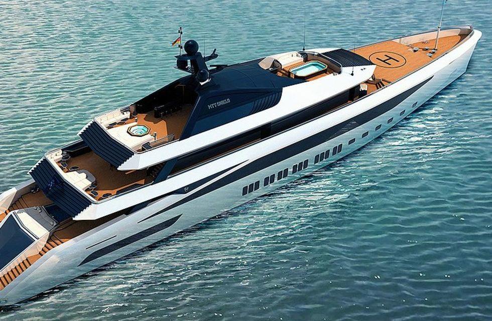 Продажа яхты Nobiskrug 77M