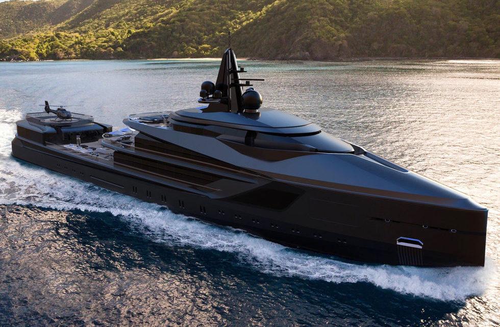 Продажа яхты Oceanco Explorer 105m