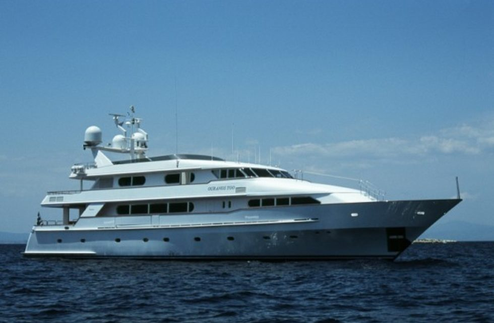 Продажа яхты OURANOS TOO