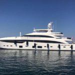Продажа яхты Princess 40m
