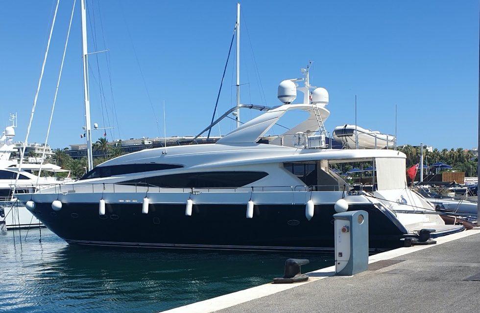 Продажа яхты Princess 95 BELKA