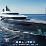 Продажа яхты Turquoise 77m