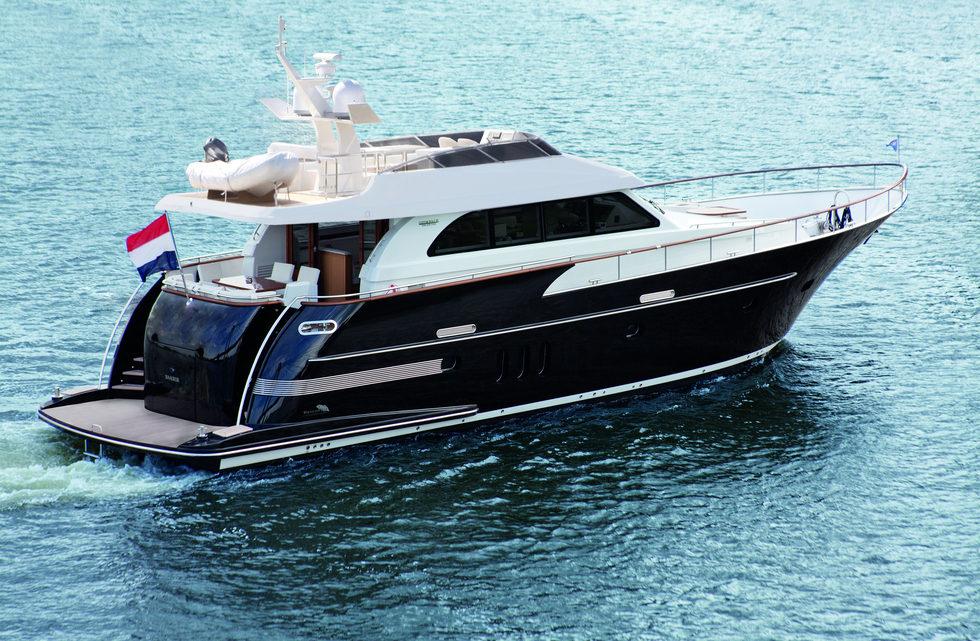 Продажа яхты Wim Van Der Valk Continental II Flybridge 18.50