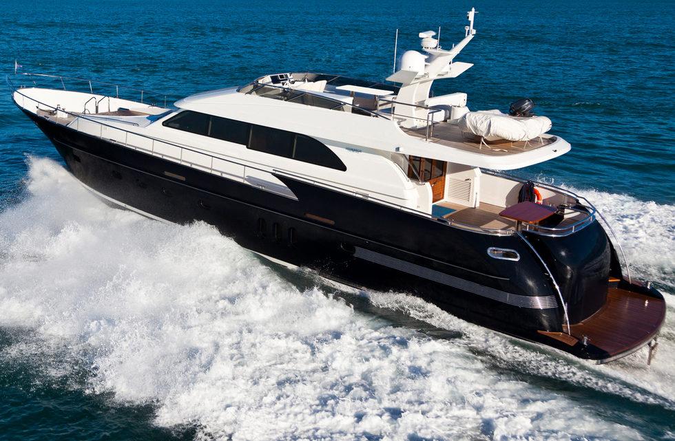 Продажа яхты Wim Van Der Valk Continental II Flybridge 25.00