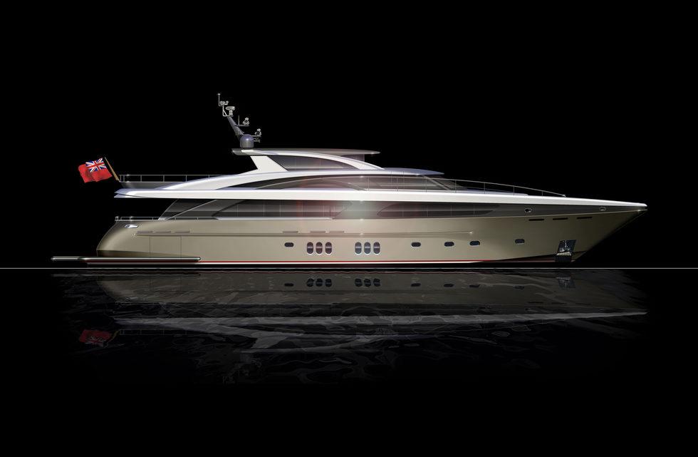 Продажа яхты Wim Van der Valk Continental III Flybridge — 37.00 m