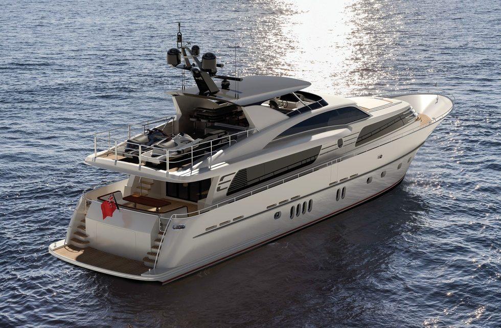 Продажа яхты Wim van der Valk Continental III Raised Pilot House 30 m