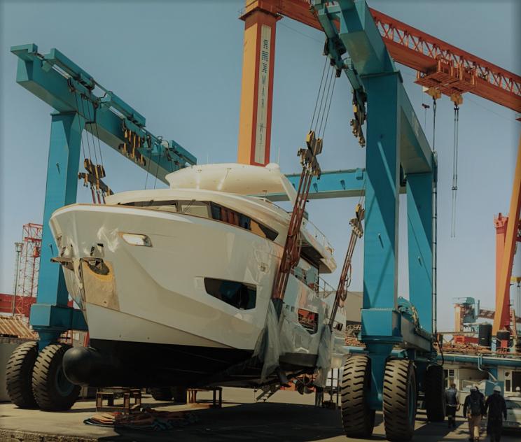 На воду спущена новая экспедиционная яхта Numarine-26XP